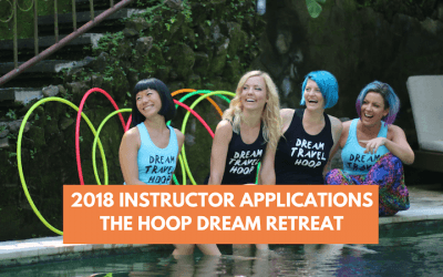 Instructor Applications – The Hoop Dream Retreat 2018